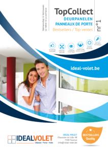 Brochure Portes d'entrée Ideal Volet